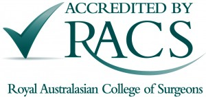Approved RACS Accredited CMYK